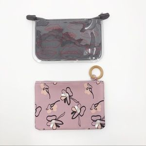 3/$20 BITE and IPSY cosmetic bags cases make up